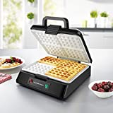 Zoom IMG-1 gourmetmaxx 02651 macchina per waffle