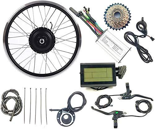 Kit de conversión de la bicicleta del motor eléctr Accesor
