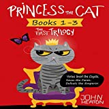 Princess the Cat: The First Trilogy, Books 1-3: Princess the Cat versus Snarl the Coyote, Princess the Cat Saves the Farm, Princess the Cat Defeats the Emperor