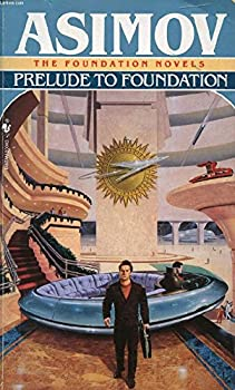 Paperback Prelude to Foundation Book