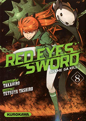 Red Eyes Sword - Akame ga Kill ! - tome 08 (8)
