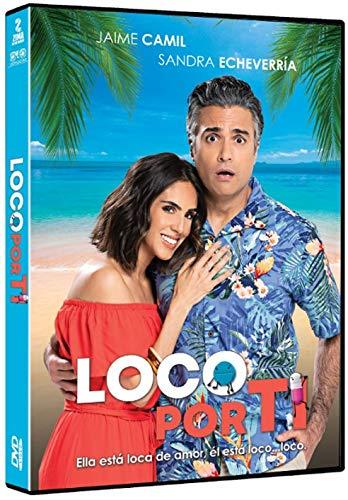 LOCO POR TI (dvd)