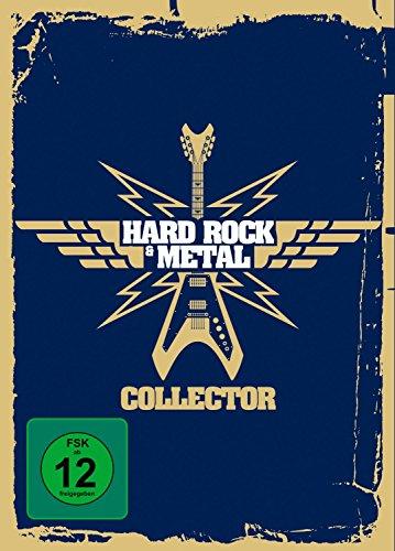Hard Rock & Metal Collector [6 DVD + 1 CD]