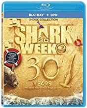 shark week blu ray