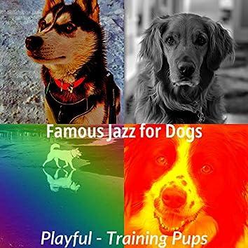 Playful - Training Pups