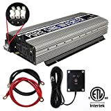 Best Tech Power Inverters - GoWISE Power PS1006 3000W Pure Sine Wave Power Review