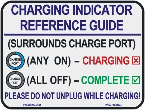 High material Charging Reference Magnet for C-Max 25% OFF Ford Fusion Energi