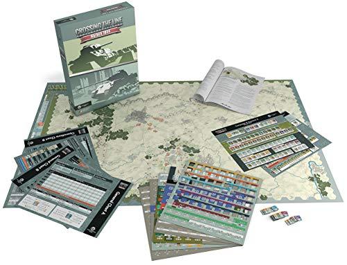 Crossing The Line - Aachen 1944 - Brettspiel - Kriegsspiel
