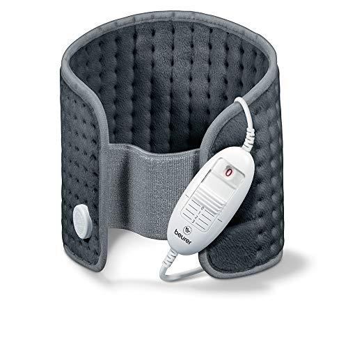 Beurer HK 49 Cosy Heizkissen, zur Anwendung an Bauch und Rücken, mit Gummiband und Klettverschluss, Abschaltautomatik, maschinenwaschbar