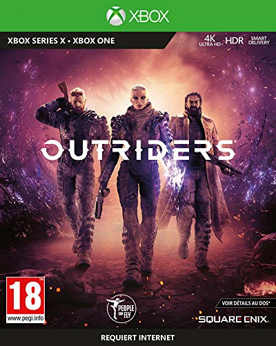OUTRIDERS EDITION DAY ONE (Xbox One - Xbox Series X)