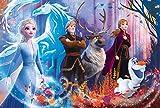 Brandsseller Puzzle infantil de 100 piezas, diseño de Frozen 2 de Frozen