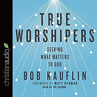 True Worshipers audiobook cover art