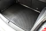 J&J Automotive - Alfombrilla de goma para maletero compatible con...