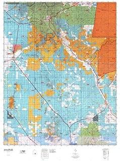 Arizona GMU 37B Hunt Area / Game Management Units (GMU) Map