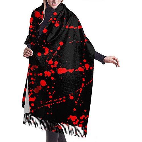 Cathy vuil-vuil-uitgebreide sjaal-warme verpakkingssjaal-omhang
