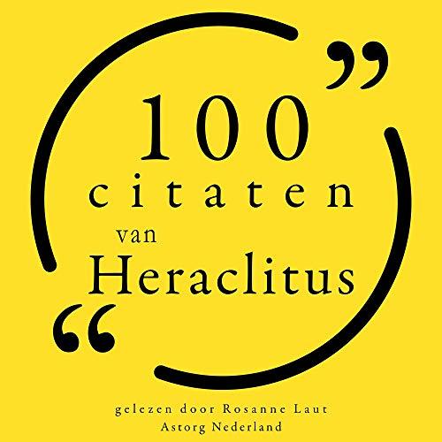 100 citaten van Heraclitus cover art