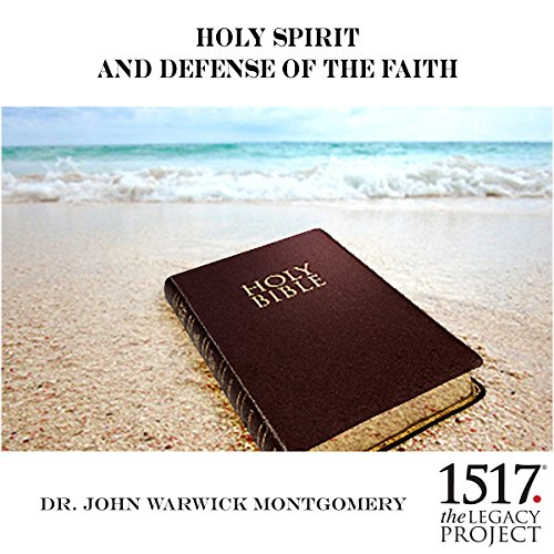 Holy Spirit and Defense of the Faith audiobook cover art