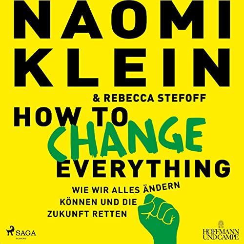 How to change everything Titelbild