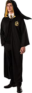 Costume Co Men's Harry Potter Deathly Hollows Hufflepuff Adult Robe