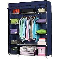 Tenozek Non-Woven Fabric Wardrobe Portable Closet