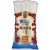 Tiger Khan - Fideos Vermicelli - Green Bean Thread -Hilos de Judías Verdes - Producto Oriental -250 Gramos
