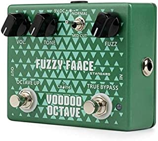 Caline CP-53 Voodoo Octave Fuzzy Faace Octave Fuzz Fast U.S Ship!