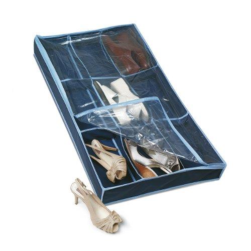 Rayen 2385.60 Portascarpe con 9 Scompartimenti, 90 x 45 x 10 cm