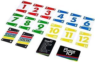 Phase FPW38 Kortspel, Tysk Edition
