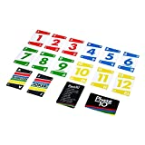 Mattel Games FPW38 - Phase 10 Kartenspiel und Gesellschaftspiel geeignet für 2 - 6 Spieler, Gesellschaftsspiele und Kartenspiele ab 7 Jahren -