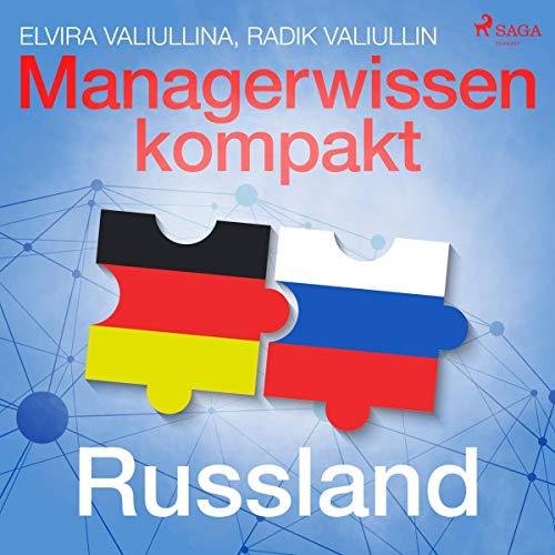 Managerwissen kompakt - Russland Titelbild