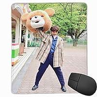 【2021新款】マウスパッド 片寄凉太(かたよせりょうた) マウスパッドゲーミングマウスパッド大型ゲーミング滑り止めハイエンド流行のファッション防水耐久性滑り止めラバーボトム 25*30cm