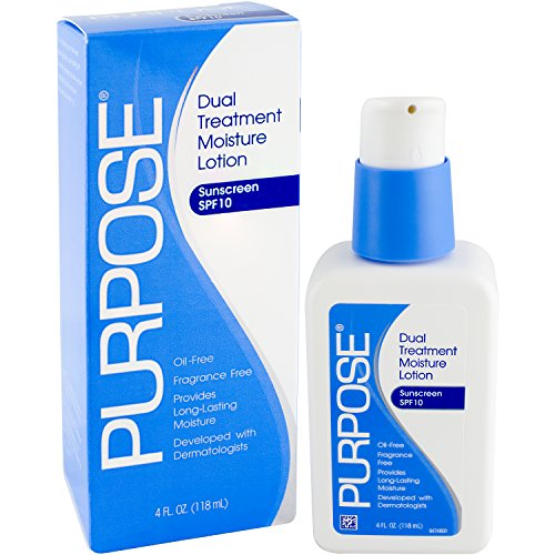 Purpose Dual Treatment Moisture Lotion With Spf 10
