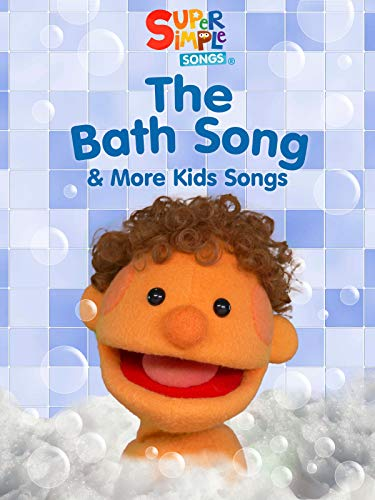 The Bath Song amp More Kids Songs  Super Simple Songs