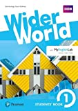 Wider World 1 Students' Book with MyEnglishLab Pack: Vol. 1