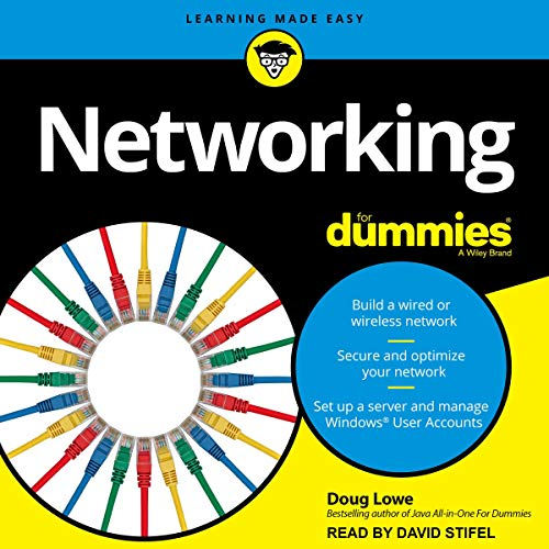 Networking for Dummies, 11th Edition cover art
