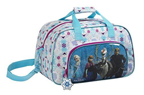 Die Eiskönigin Disney Sporttasche 40x24x23 Schultasche Tasche FROZEN (160)