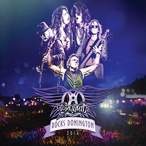 Aerosmith - Rocks Donington 2014 (+ 2 LPs)