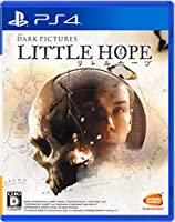 【PS4】THE DARK PICTURES LITTLE HOPE