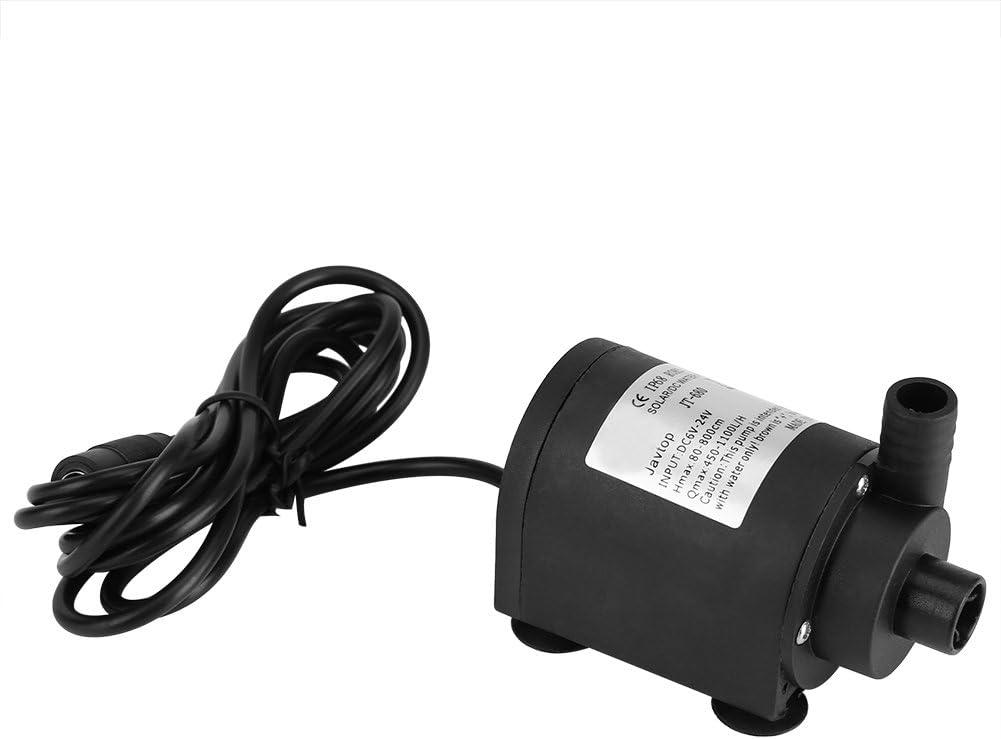 DERCLIVE Black DC 24V 1000L El Paso Mall H Hot Sale special price Circulation B Water Solar Pump