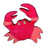 Holztiger krab