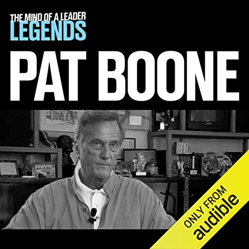 Pat Boone - The Mind of a Leader Legends cover art