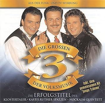Die großen 3 der Volksmusik