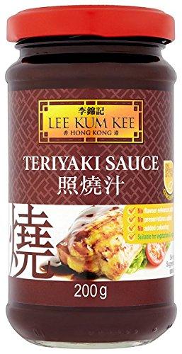 Lee Kum Kee Teriyaki Sauce 200 g (Pack of 6)
