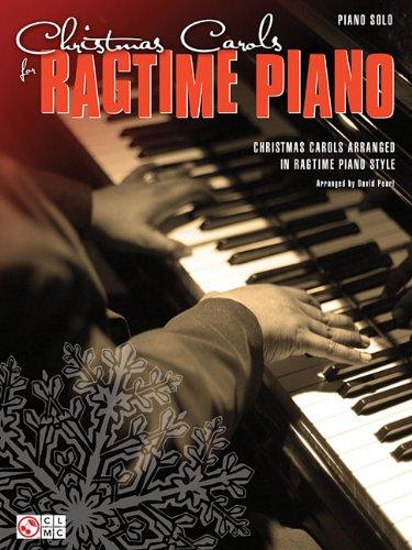 Christmas Carols For Ragtime Piano: Noten für Klavier