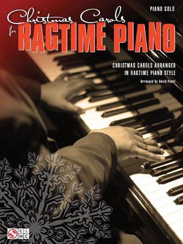 Christmas Carols For Ragtime Piano: Noten für Klavier