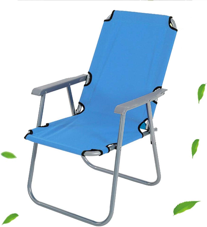 BAOFI Strandstuhl mit hoher Rückenlehne, tragbarer Klappstuhl, klappbarer Campingstuhl, faltbar, leicht, komfortabel und hoch belastbar, OutdoorStuhl mit Tragetasche