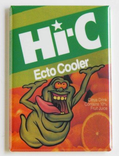 Ecto Cooler Fridge Magnet