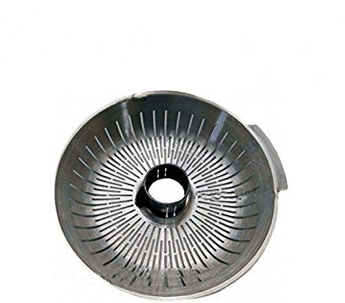 LACOR. Filtro Bandeja Repuesto para exprimidor con Brazo 69120 de Base Redonda (VÁLIDO SÓLO para Esta Marca Y Modelo)