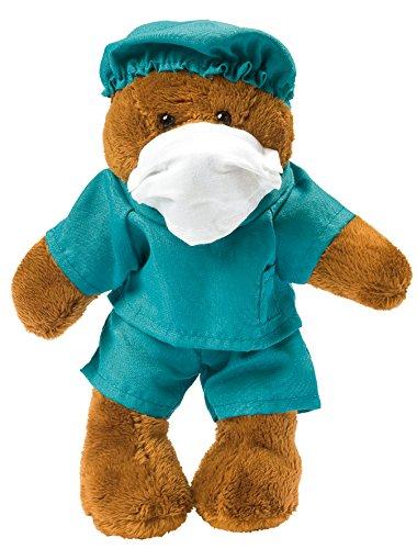 Stofftier Plüschtier Kuscheltier Teddybär Bär Arzt, Doktor, OP, Chirurg, Krankenschwester, Medizin, Teddy