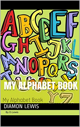 My Alphabet Book (English Edition)